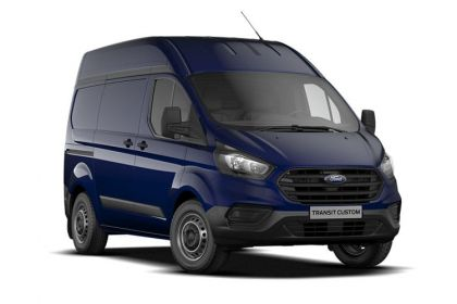 Ford Transit Custom Van High Roof 300 L2 2.0 EcoBlue FWD 170PS Limited Van High Roof Auto [Start Stop]