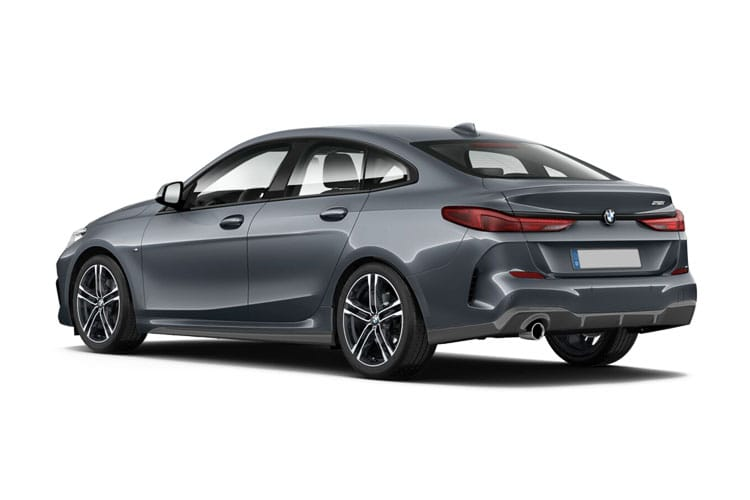 BMW 2 Series 220 Gran Coupe 2.0 d 190PS M Sport 4Dr Auto [Start Stop] [Pro] back view