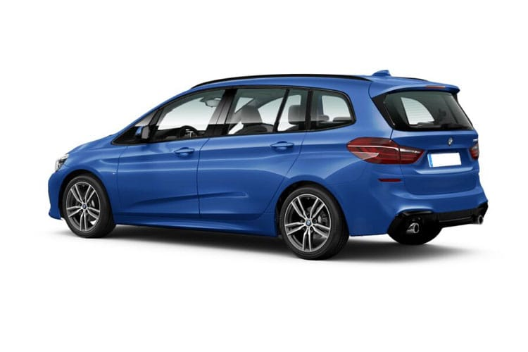 BMW 2 Series Tourer 216 Active Tourer 1.5 d 116PS Luxury 5Dr DCT [Start Stop] back view
