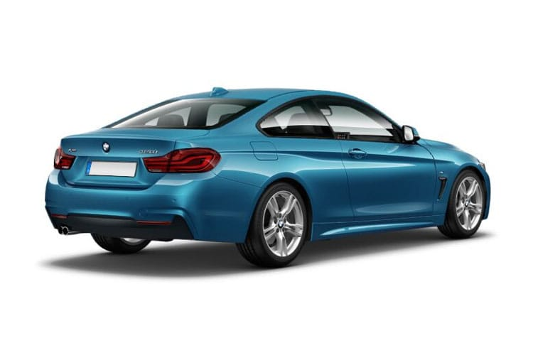 BMW 4 Series 420 Coupe 2.0 i 184PS M Sport 2Dr Auto [Start Stop] [Pro] back view
