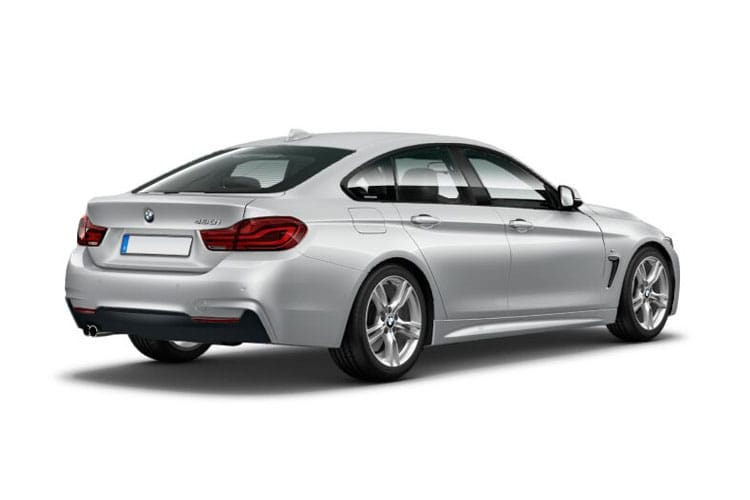 BMW 4 Series 420 Gran Coupe 2.0 i 184PS M Sport 5Dr Auto [Start Stop] back view