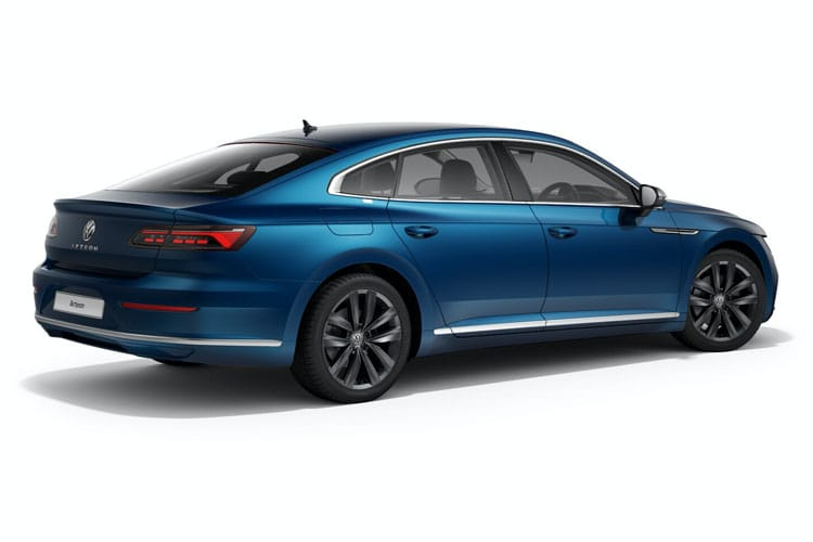 Volkswagen Arteon Fastback 5Dr 4Motion 2.0 TDI 200PS R-Line 5Dr DSG [Start Stop] back view