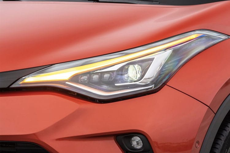 Toyota C-HR 5Dr 2.0 VVT-h 184PS Orange Edition 5Dr CVT [Start Stop] detail view