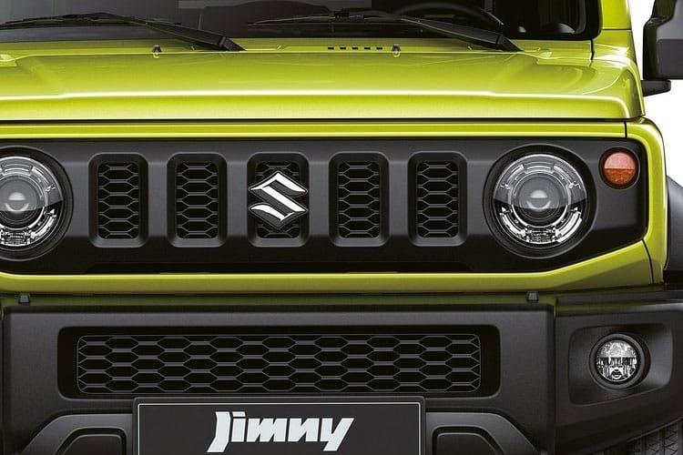 Suzuki Jimny SUV 3Dr ALLGRIP 1.5  101PS SZ5 3Dr Manual detail view