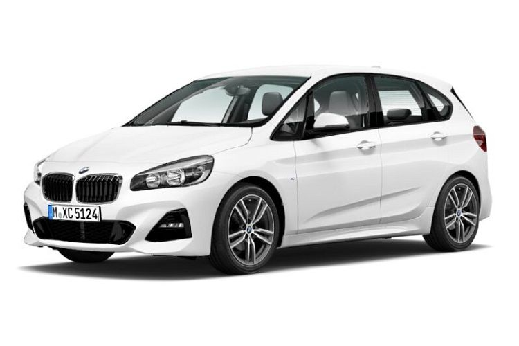 BMW 2 Series Tourer 216 Active Tourer 1.5 d 116PS Luxury 5Dr DCT [Start Stop] front view