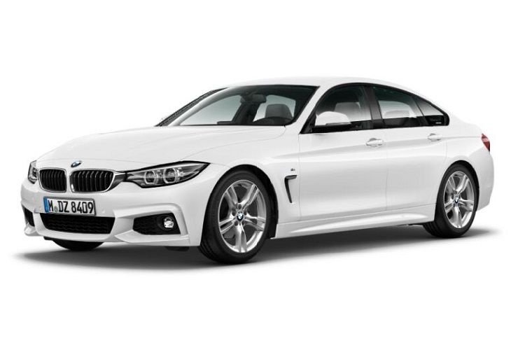 BMW 4 Series 420 Gran Coupe 2.0 i 184PS M Sport 5Dr Auto [Start Stop] front view