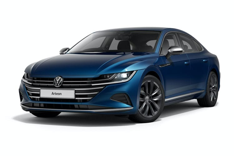 Volkswagen Arteon Fastback 5Dr 2.0 TDI 200PS R-Line 5Dr DSG [Start Stop] front view