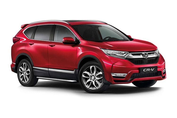Honda CR-V SUV 1.5 VTEC Turbo 173PS SR 5Dr Manual [Start Stop] front view