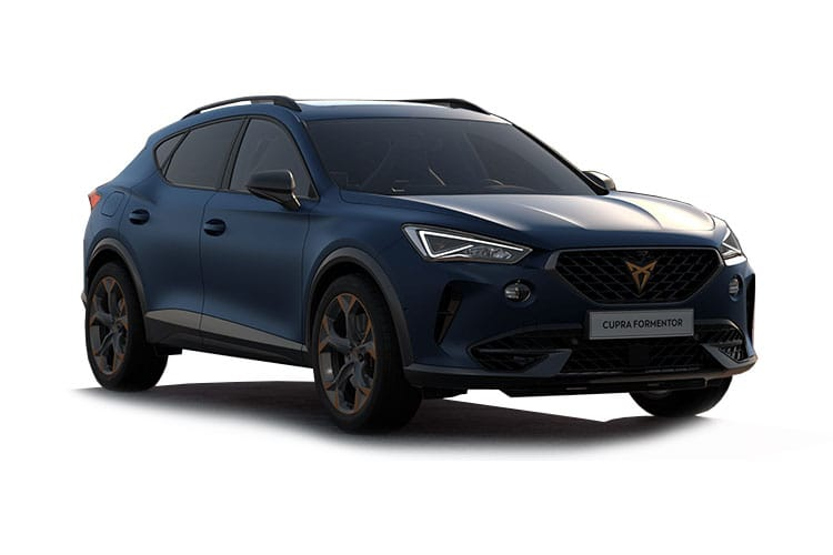 CUPRA Formentor SUV 1.5 TSI 150PS V2 5Dr Manual [Start Stop] front view
