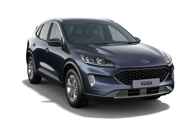 Ford Kuga SUV AWD 2.0 EcoBlue 190PS Vignale 5Dr Auto [Start Stop] front view