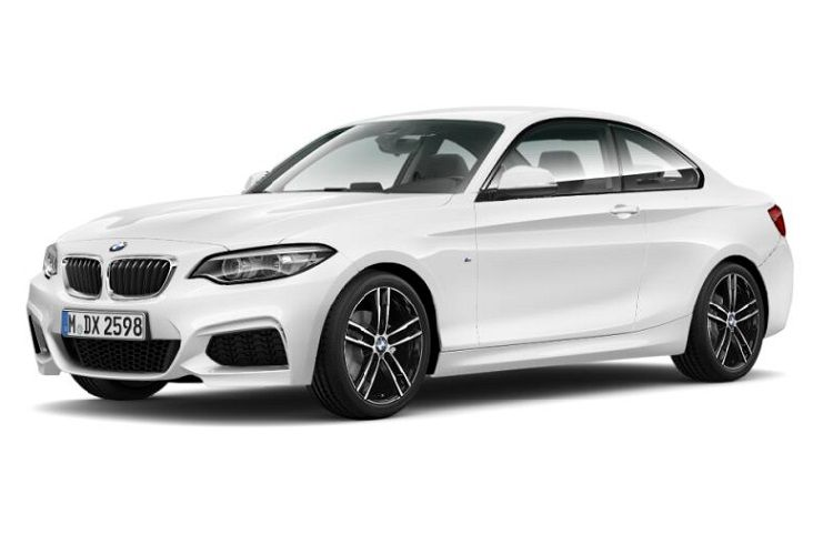 BMW 2 Series 220 Coupe 2.0 i 184PS M Sport 2Dr Auto [Start Stop] front view