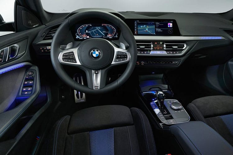 BMW 2 Series 220 Gran Coupe 2.0 d 190PS M Sport 4Dr Auto [Start Stop] [Pro] inside view