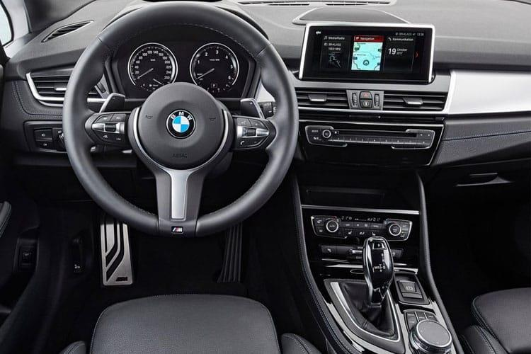 BMW 2 Series Tourer 216 Active Tourer 1.5 d 116PS SE 5Dr DCT [Start Stop] [Tech II] inside view