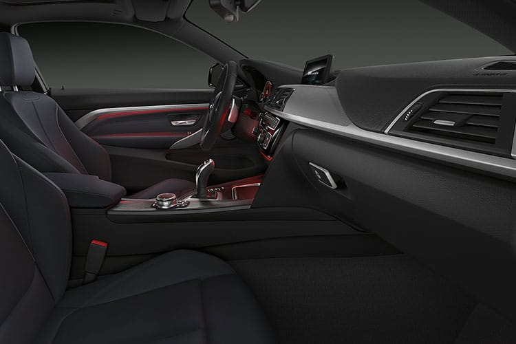 BMW 4 Series 420 Coupe 2.0 i 184PS M Sport 2Dr Auto [Start Stop] [Pro] inside view