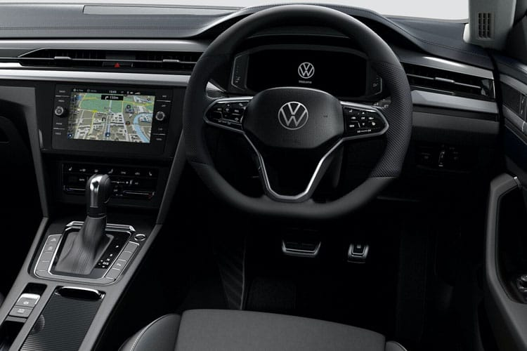 Volkswagen Arteon Fastback 5Dr 4Motion 2.0 TDI 200PS R-Line 5Dr DSG [Start Stop] inside view