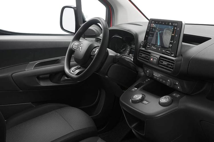 Citroen Berlingo M 1000Kg 1.5 BlueHDi FWD 130PS Enterprise Van Manual [Start Stop] inside view