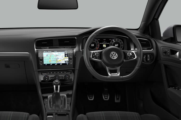 Volkswagen Golf Estate 2.0 TDI 115PS Life 5Dr Manual [Start Stop] inside view
