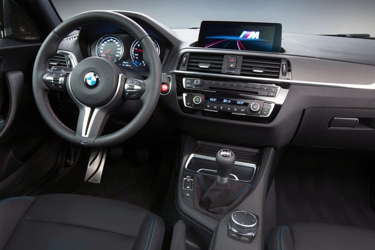 BMW 2 Series 220 Coupe 2.0 i 184PS M Sport 2Dr Auto [Start Stop] inside view