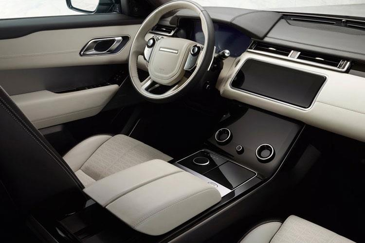 Land Rover Range Rover Velar SUV 5Dr 2.0 D 180PS R-Dynamic SE 5Dr Auto [Start Stop] inside view