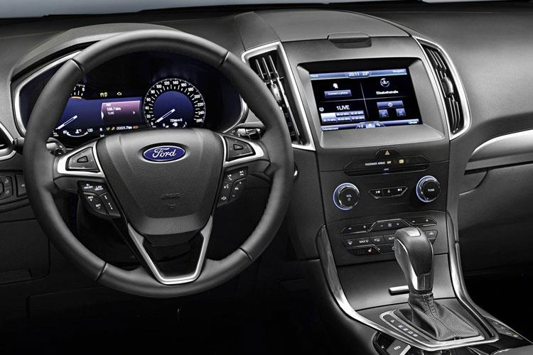 Ford S-MAX MPV 2.0 EcoBlue 190PS ST-Line 5Dr Auto [Start Stop] [Lux] inside view
