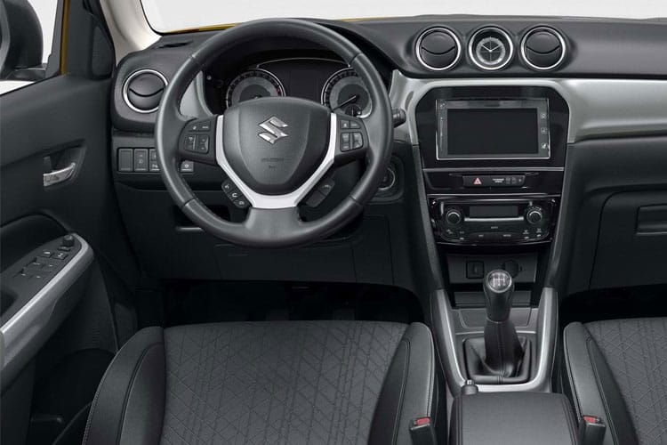 Suzuki Vitara SUV 1.4 Boosterjet 140PS SZ-T 5Dr Auto [Start Stop] inside view