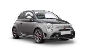 Abarth 595 Convertible C Cabrio 1.4 T-Jet 165PS Turismo 2Dr Manual