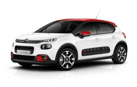 Citroen C3 Hatchback Hatch 5Dr 1.2 PureTech 83PS Shine 5Dr Manual [Start Stop]