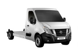 Nissan NV400 Chassis Cab L3 35TW RWD 2.3 dCi DRW 145PS Acenta Chassis Double Cab Manual [Start Stop]
