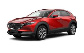 Mazda CX-30 SUV SUV 4wd 2.0 e-SKYACTIV X MHEV 186PS GT Sport Tech 5Dr Auto [Start Stop] [Stone Leather]