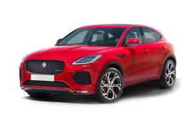 Jaguar E-PACE SUV SUV AWD 2.0 i MHEV 200PS R-Dynamic S 5Dr Auto [Start Stop]