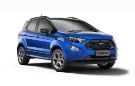 Ford EcoSport SUV SUV 2WD 1.0 T EcoBoost 125PS Active 5Dr Manual [Start Stop]