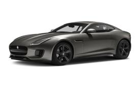 Jaguar F-TYPE Coupe Coupe AWD 5.0 V8 450PS R-Dynamic 2Dr Auto [Start Stop]