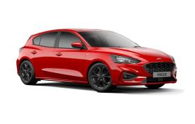 Ford Focus Hatchback Hatch 5Dr 1.0 T EcoBoost MHEV 155PS ST-Line Edition 5Dr Manual [Start Stop]