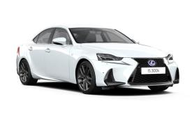 Lexus IS Saloon 300 Saloon 2.5 h 223PS F-Sport 4Dr E-CVT [Start Stop] [Premium]