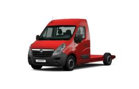 Vauxhall Movano Platform Cab F35 L3 2.3 CDTi BiTurbo FWD 150PS  Platform Cab Medium Roof Manual [Start Stop]