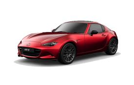 Mazda MX-5 Convertible RF 1.5 SKYACTIV-G 132PS SE-L 2Dr Manual [Start Stop]