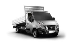 Nissan NV400 Tipper L2 35 FWD 2.3 dCi FWD 150PS Tekna Tipper Auto [Start Stop]