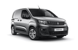 Peugeot Partner Van Standard 1000Kg 1.5 BlueHDi FWD 100PS Professional Van Manual [Start Stop]