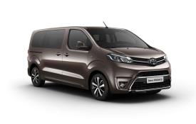 Toyota PROACE Verso MPV Medium 2.0 D FWD 150PS Shuttle MPV Manual [Start Stop] [9Seat Safety Sense]