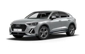 Audi Q3 SUV 35 SUV quattro 5Dr 2.0 TDI 150PS Sport 5Dr S Tronic [Start Stop] [Comfort Sound]