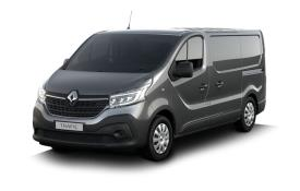 Renault Trafic Van 30 LWB 2.0 dCi ENERGY FWD 145PS Business+ Van EDC [Start Stop]