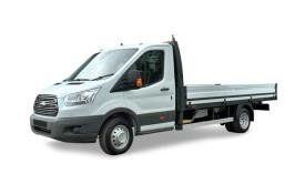 Ford Transit Dropside 350HD L4 2.0 EcoBlue FWD 160PS Leader Premium Dropside Manual [Start Stop]