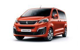 Peugeot Traveller MPV Standard 5Dr 2.0 BlueHDi FWD 180PS Allure MPV EAT [Start Stop] [8Seat]