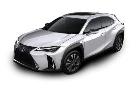 Lexus UX SUV 250h SUV 2.0 h 184PS F-Sport 5Dr E-CVT [Start Stop] [Tech Safety SRoof]