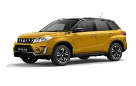 Suzuki Vitara SUV SUV 1.4 Boosterjet MHEV 129PS SZ5 5Dr Manual [Start Stop]