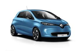 Renault Zoe Hatchback Hatch 5Dr E R135 52kWh 100KW 134PS GT Line Rapid Charge 5Dr Auto